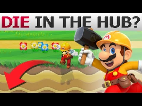 Super Mario Maker 2 - The Cutting Room Floor