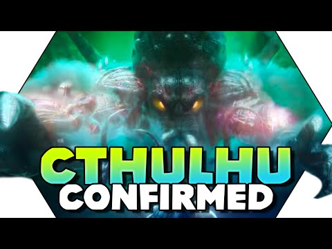 SMITE: CTHULHU 100% Confirmed & NEW Ability Info! All Cthulhu Teaser Info