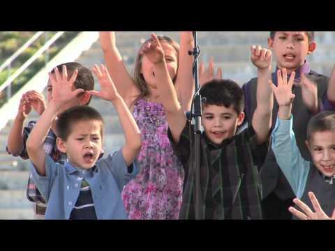 Easter Children's Choir ~ Jump, Shout!