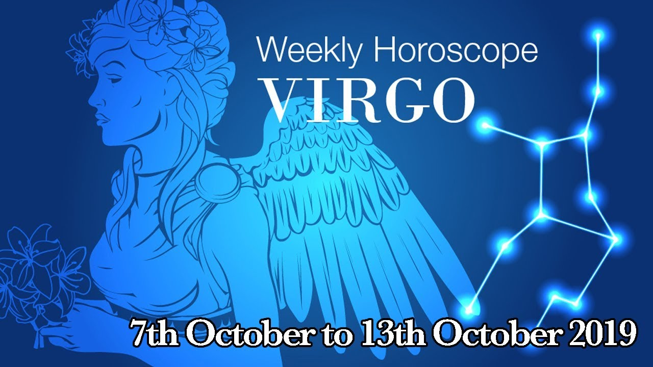 virgo weekly horoscope for december 1 2019
