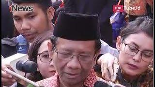 Ini Tanggapan Mahfud MD Soal Penyerangan Simpatisan PDIP ke Radar Bogor - iNews Sore 01/06