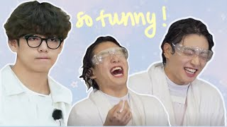 BTS funny moments in RUN BTS!