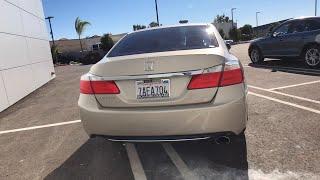 2013 Honda Accord Sdn Oxnard, Ventura, Camarillo, Thousand Oaks, Santa Barbara, CA AXP2272A