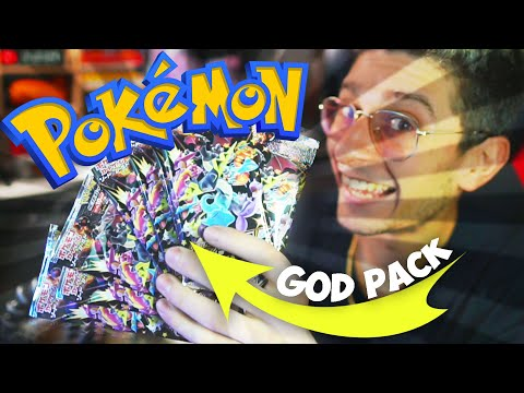 HO TROVATO IL GOD PACK IN QUESTO BOX POKEMON GIAPPONESE !! - SHINY STAR V