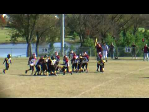 Youth Football 3rd Grade Defense