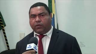 Luisinho requereu câmeras de monitoramento para a praça do Tomé e entorno da câmara municipio
