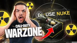 SECRET NUKE BUNKER EASTER EGG *OPENED* IN WARZONE! ONE OF THE FIRST IN THE WORLD!