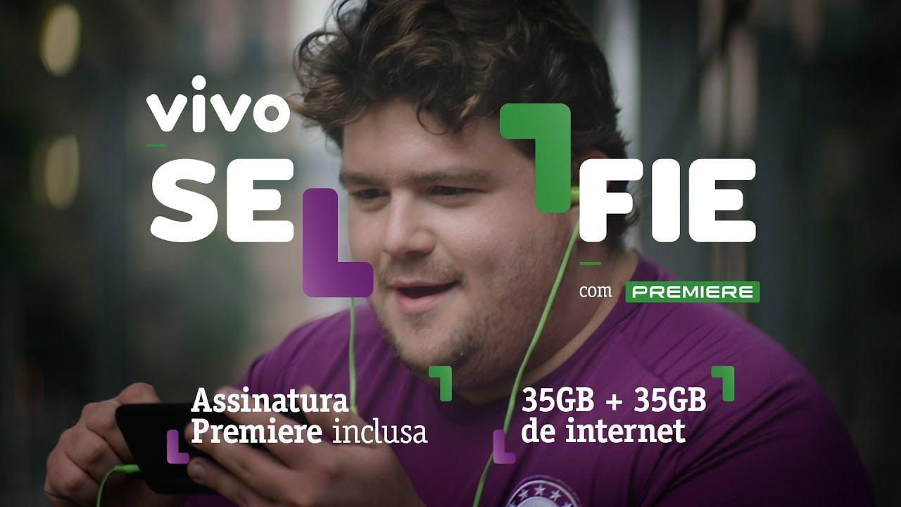 Vivo + Premiere - Novo Plano Pós Vivo Selfie