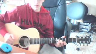 How to play Dirty Paws by Of Monsters and Men on guitar