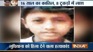 Minor Boy Kills 8-year-old, Chops Body into 8 Parts and Heart Found in School
