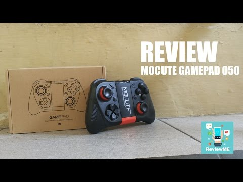 Review #1 - Review Mocute Gamepad 050 [INDONESIA]