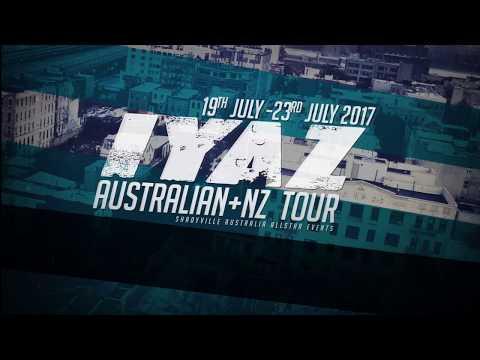 Iyaz 2017 Australian Tour