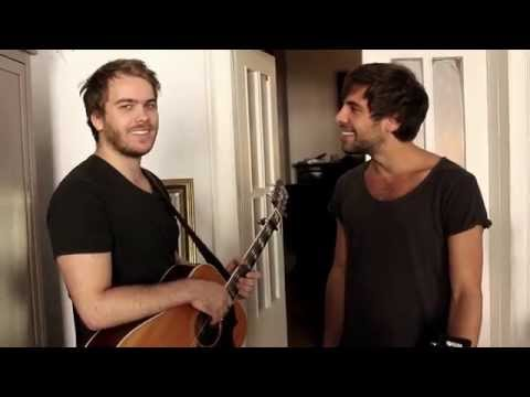 Laufen Lernen Tour 2014 - Max Giesinger & Band