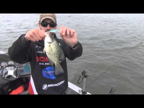 winnebago crappie fishing youtube