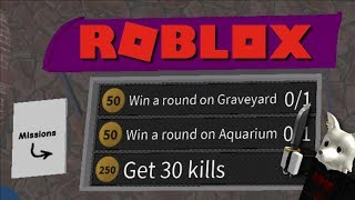 New Missions In Assassin?!?! (Roblox)