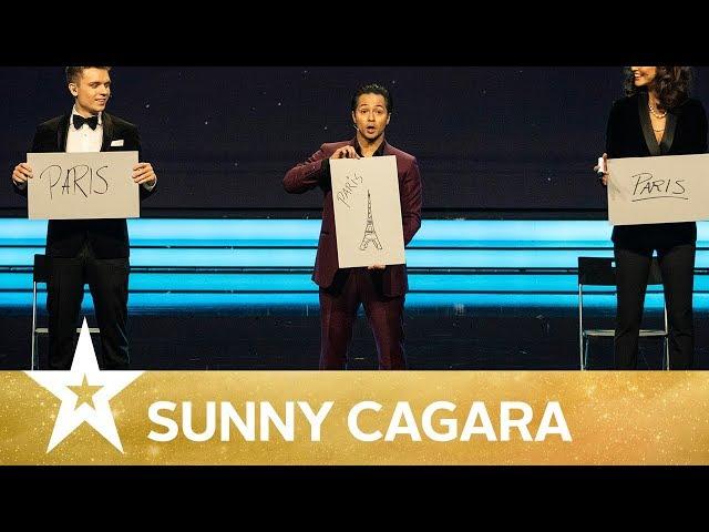 Sunny Cagara | Danmark har talent 2019 | Finalen