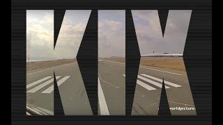 Take-off at Osaka Kansaï Int'l airport (KIX/RJBB) Japan - Cockpit view # RWY27L