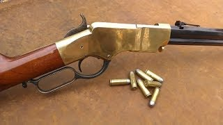 Repeat youtube video 1860 Henry Rifle