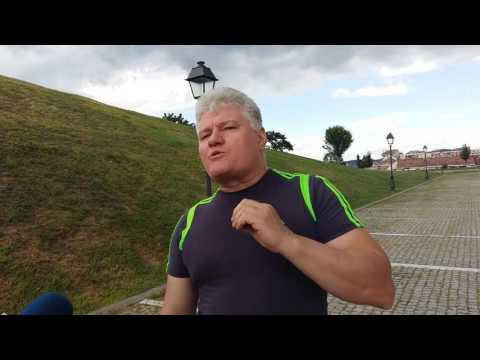 Ronel Eusebiu la Alba Iulia - declarație tată