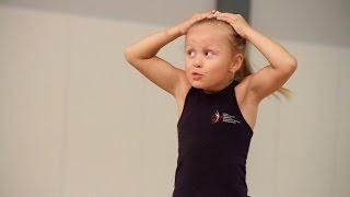 Лица СпоРТ: дети и художественная гимнастика
