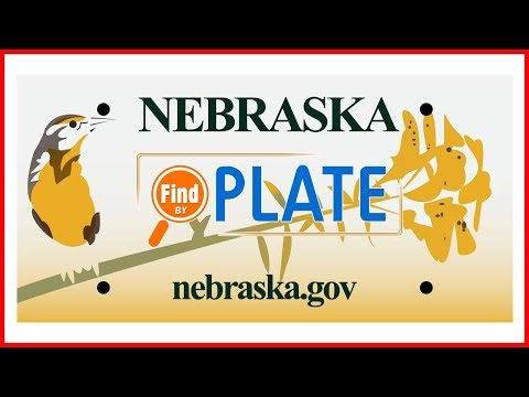 How to Lookup Nebraska License Plates and Report Bad Drivers