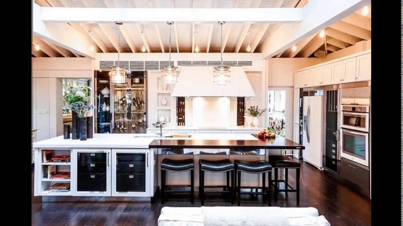 Chef\'s home kitchen designs