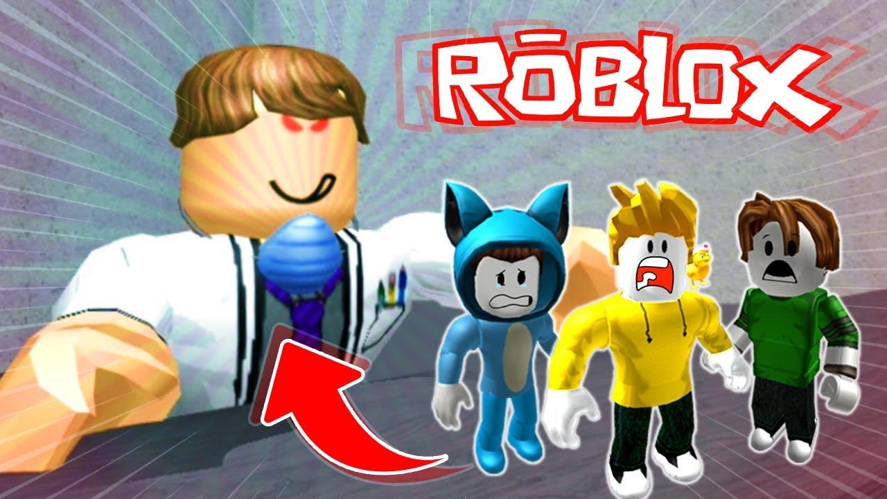 Escapamos Del Doctor Malvado Obby Roblox Bebe Milo Vita Y - escapamos del doctor malvado obby roblox bebe milo vita y