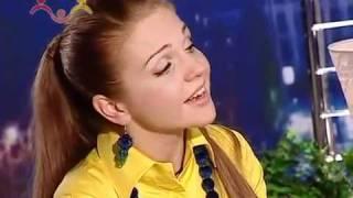 Марина Девятова в программе «Выше крыши»