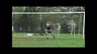 Charlie Sinclair Goalkeeper Training