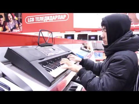 Steel D.R.E - Dr.Dre Snoop Dog (PIANO COVER) Kazakhstan - Atyrau