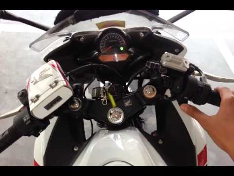 Honda CBR 150R Walkthrough Review