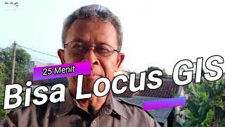 25 Menit Bisa Locus GIS screenshot 5