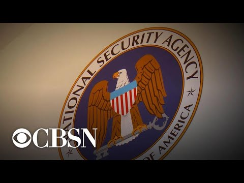 CBS News gets exclusive look inside NSA data collection facility in Hawaii