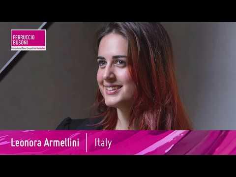 Leonora Armellini - Solo Semifinals 23.08.2017 21.50 CEST