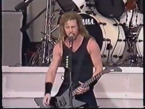 Metallica - 1991.08.10 - Gentofte, Denmark [Multicam Mix]