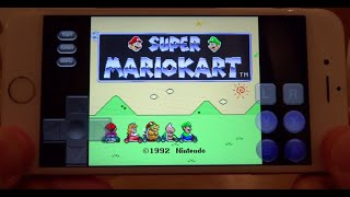 Install Super Nintendo & Games FREE iOS 9 / 10 NO Jailbreak iPhone, iPad, iPod Touch