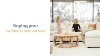 Buying your Sectional Sofa on Sale