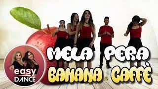 MELA PERA BANANA E CAFFE' - NUOVO BALLO GRUPPO Easydance dance line thumbnail