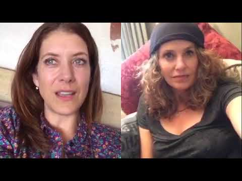 Kate Walsh & Amy Brenneman talking Private Practice to celebrate 10 YEARS since the premiere