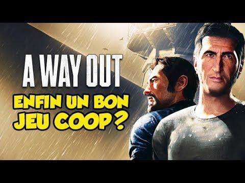ENFIN UN BON JEU EN COOP? (A Way Out)