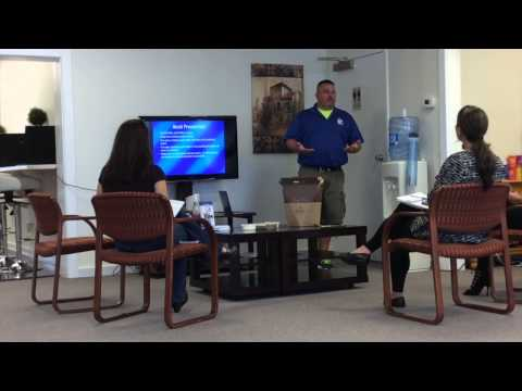 Mold Class Training by Emergency Restoration Services LLC