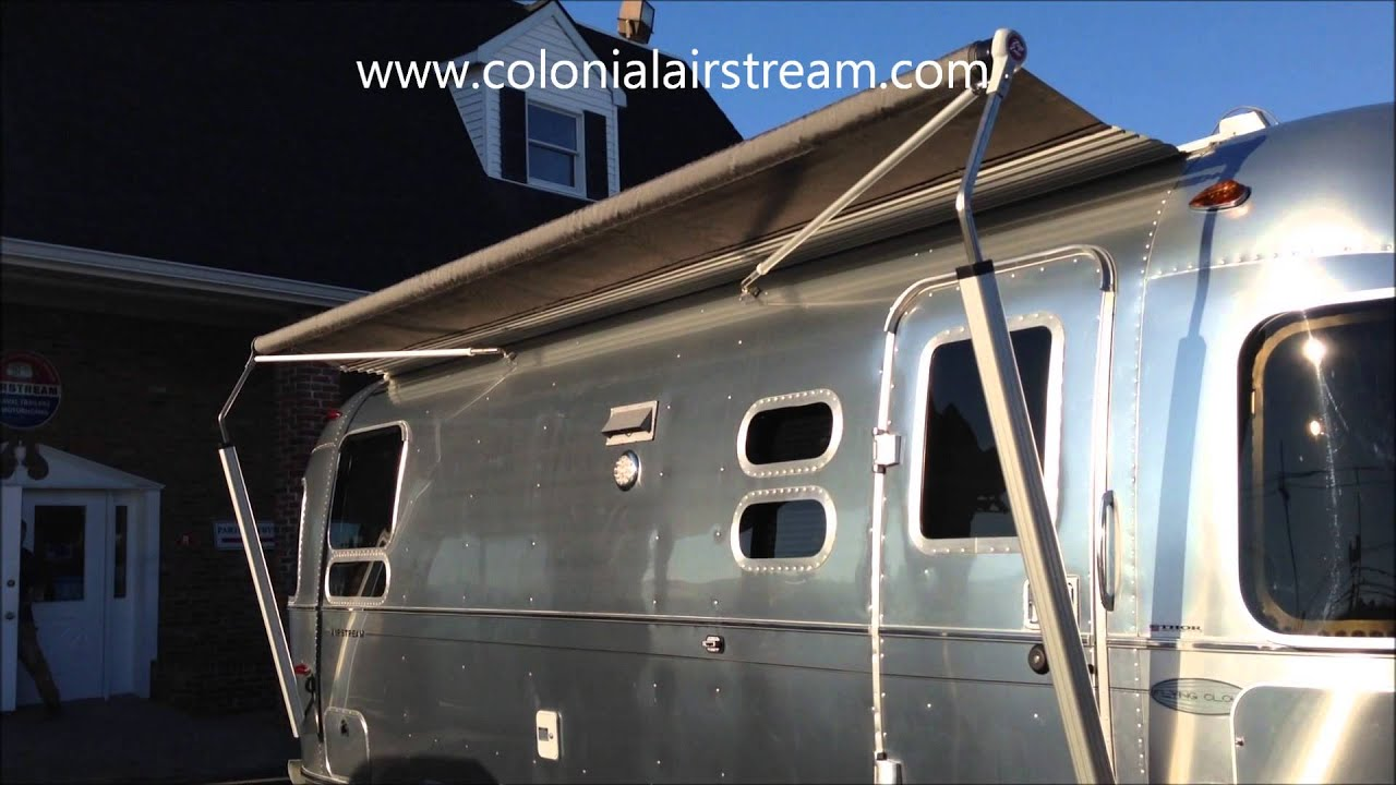 How To Work The Airstream Zip Dee Relax 12v Automatic