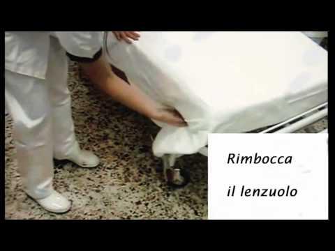 Angolo Letto Ospedale : Come fare l angolo ospedaliero youtube