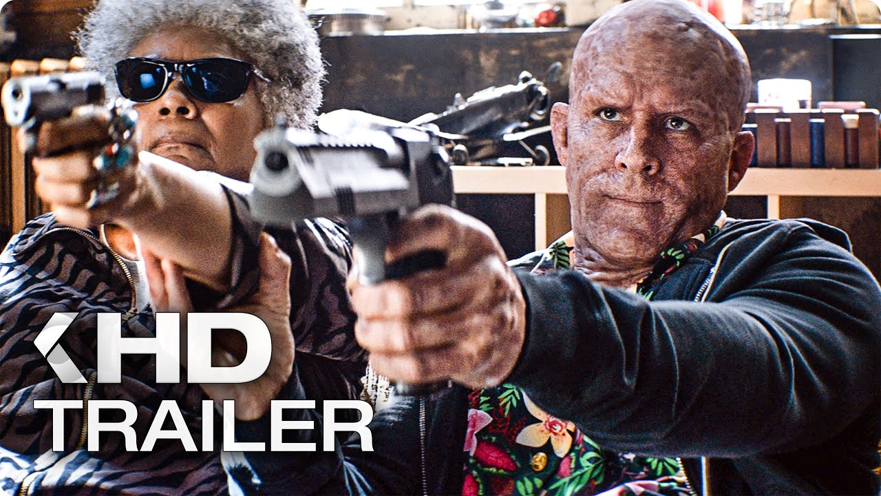 """DEADPOOL 2 """"Meet Cable"""" First Look (2018)"""