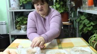 Чем кормить кур зимой,чтобы они несли яйца.