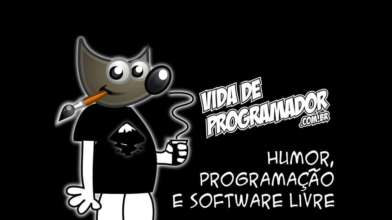 Palestra Humor Programação E Software Livre