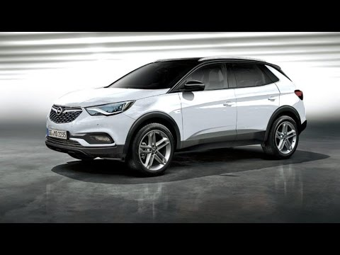 Opel Grandland X A New Suv For Youtube