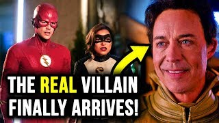 Did Reverse Flash Redeem Season 5? - The Flash 5x22 FINALE Review