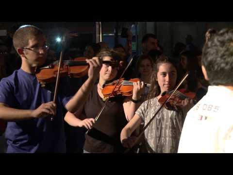 FlashMob - Cyprus Youth Symphony Orchestra