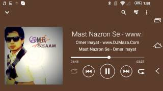 Mast Nazroon se - Omer Inayat -Lyrics MP3 Songs.pk